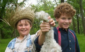 """""""Tom Sawyer"""" Markham Theater Group, Fauquier County"""
