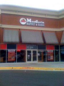 Mandarin Buffet Warrenton Virginia Fauquier County
